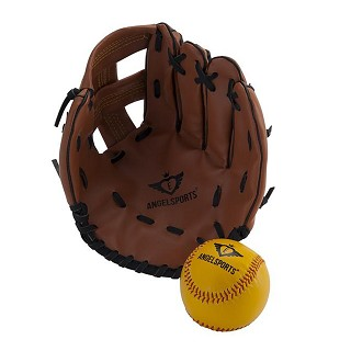 Baseball Handschuh + Ball