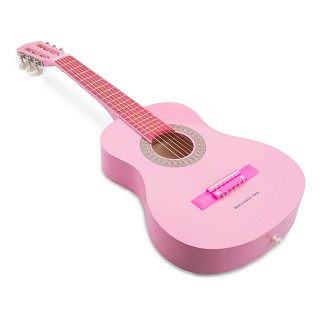 New Classic Toys - Kindergitarre - Professionell - Rose
