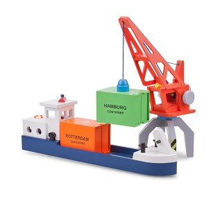 New Classic Toys - Containerkran