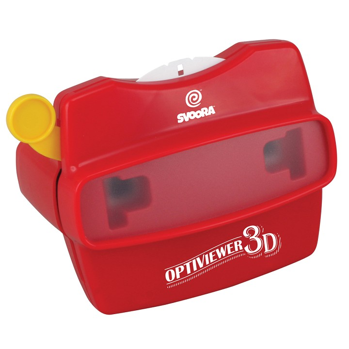 Svoora - 3D Optiviewer met 2 disks