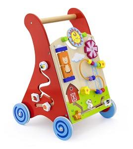 Viga Toys - Lauflernwagen - rot