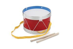 New Classic Toys - Trommel - Rot -  Ø 22 cm