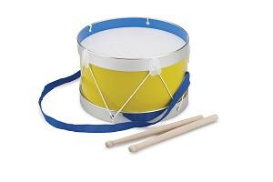 New Classic Toys - Trommel - Gelb -  Ø 22 cm